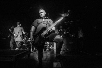 Gabe Crisp of Whitechapel. Photo Credit: Brent B Photos