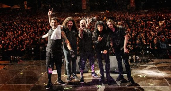 Anthrax, photo credit Ignacio Galvez