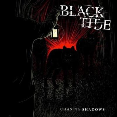 black tide chasing shadows album cover