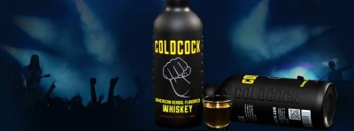 coldcock whiskey banner