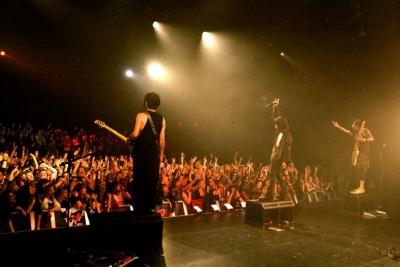 vamps live 2015