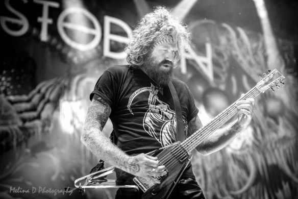 Mastodon, by Melina D Photography