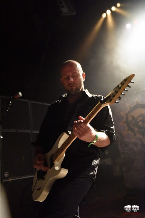 Soilwork, by Evil Robb Photography