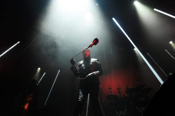 Marilyn Manson, photo credit: Stephanie Cabral