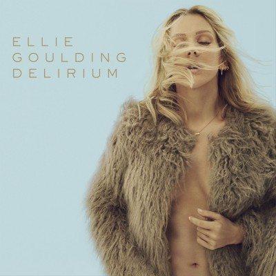 Ellie Goulding - Delirium album cover - Copy