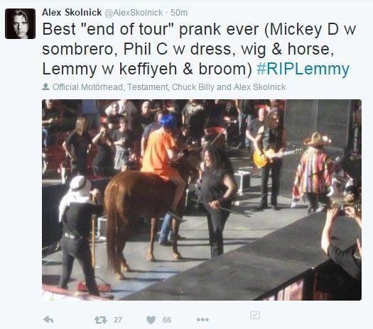 skolnick testament RIP Lemmy