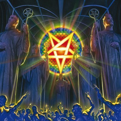 Anthrax - For All Kings ghostcultmag