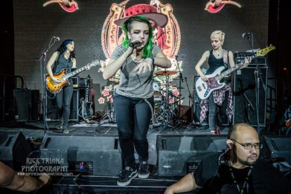 Doll Skin at ShipRocked, by Rick Triana