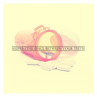 Keeper The Sace Between Your Teeth album cover ghostcultmag