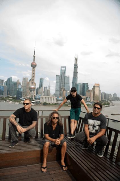 Metallica 2016