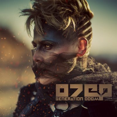 OTEP Generation Doom album cover 2016 ghostcultmag