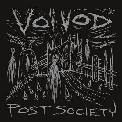 Voivod - Post Society ep cover ghostcultmag