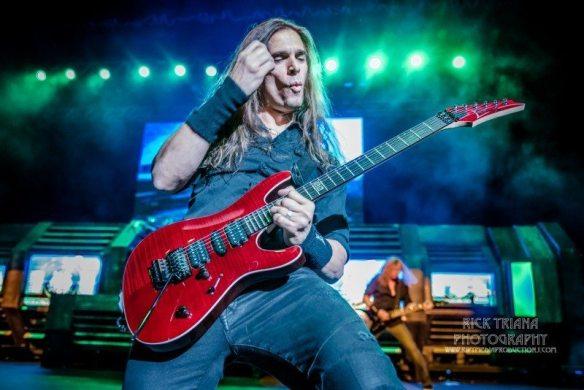 Megadeth, by Rick Triana Photography