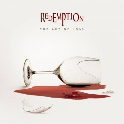 Redemption The Art of Loss album cover ghostcultmag