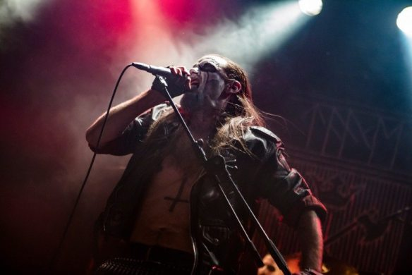 Taake at Blastfest, photo credit Jarl H. Moe
