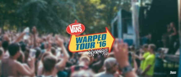 Warped Tour 2016 logo ghostcultmag