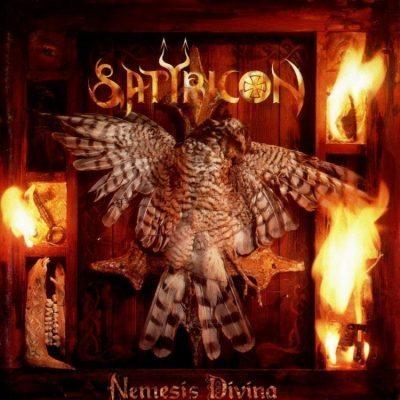 Satyricon - Nemesis Divina reissue cover ghostcultmag