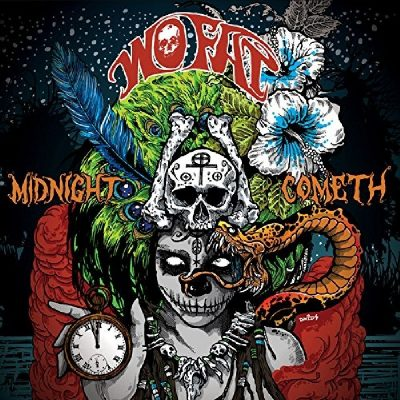 Wo Fat - Midnight Cometh album cover ghotultmag