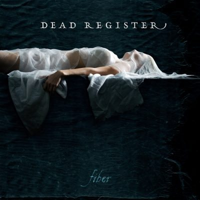 dead register fiber album cover ghostcultmag