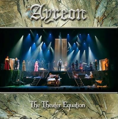 Ayreon- The Theater Equation ghostcultmag