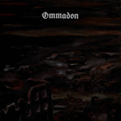 Ommadon – Ommadon album cover ghostcultmag