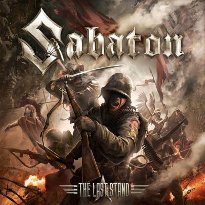 Sabaton The Last Stand album cover ghostcultmag