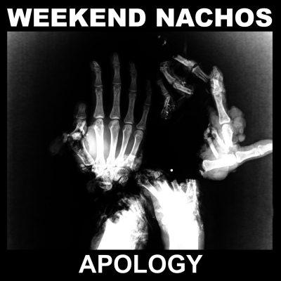 Weekend-Nachos-Apology ep cover ghostcultmag