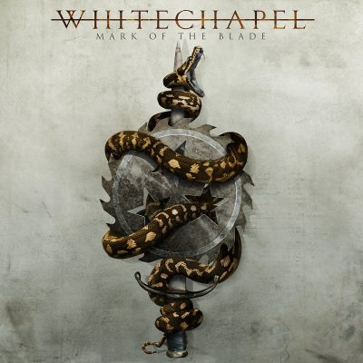 Whitechapel – Mark of the Blade ghostcultmag