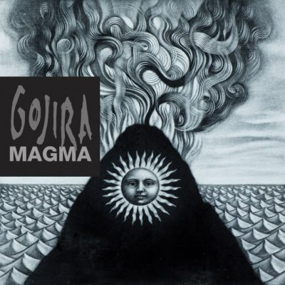 gojira magma album cover ghostcultmag