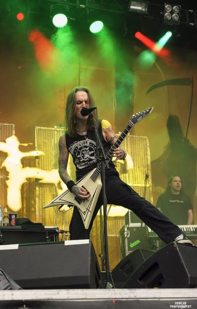 Children Of Bodom, by TJ Fowler Photography