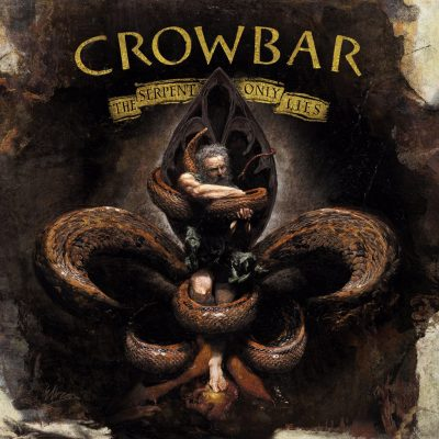 Crowbar The Serpent Only Lies album cover ghostcultmag