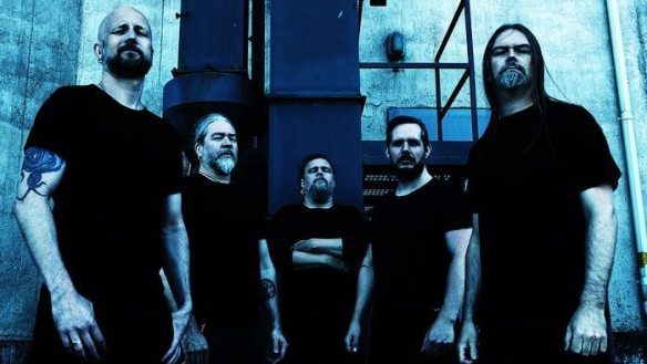 Meshuggah band 2016 photo credit Ollie Carlson