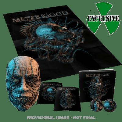 Meshuggah preorder package 1