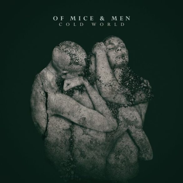 Of Mice And Men Cold World album cover ghostcultmag
