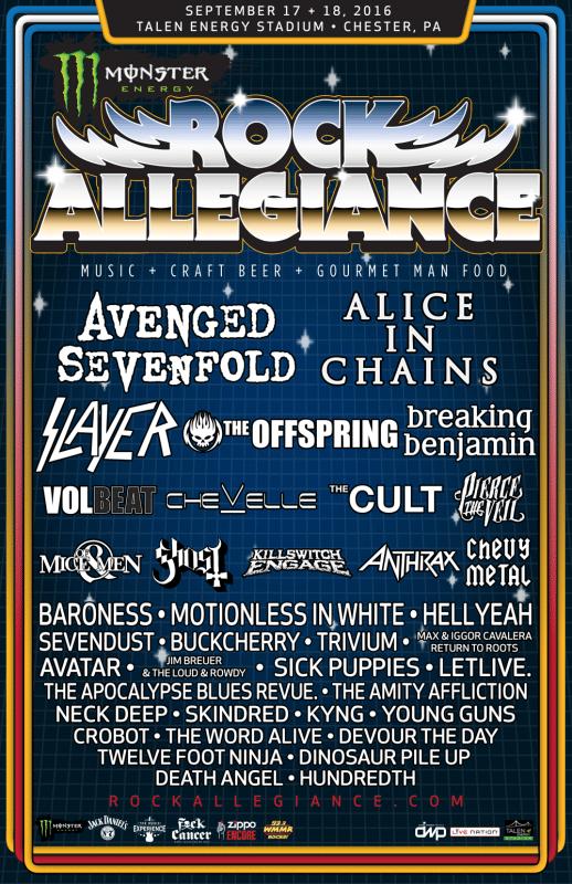 Rock Allegiance 2016 ghostcultmag