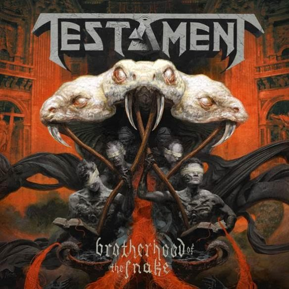 Testament Brotherhood of The Snake ghostultmag