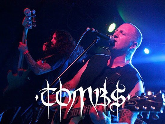 Tombs band live metalblade 2016 ghostultmag