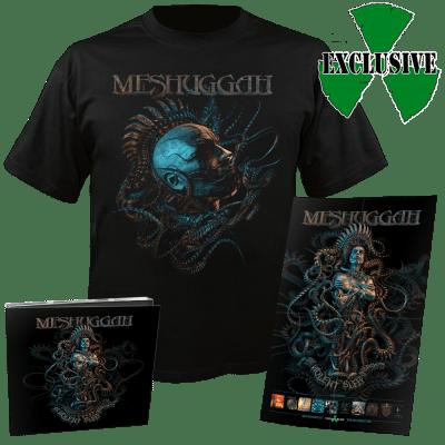 meshuggah preorder package 2