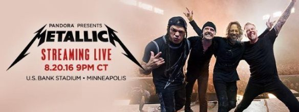 metallica mn show stream on pandora ghostcultmag