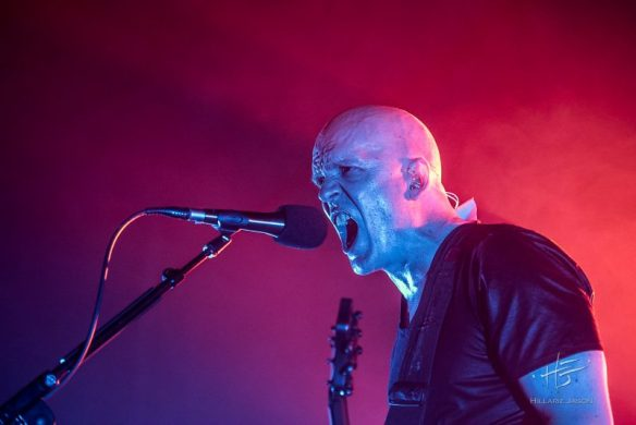 Devin Townsend Project, by Hillarie Jason