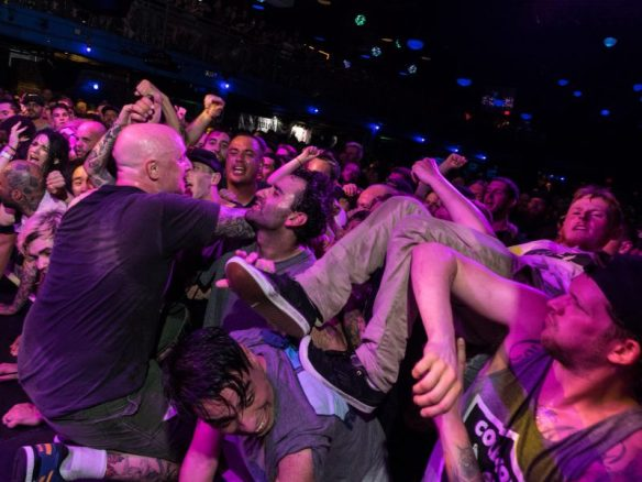 Gorilla Biscuits, by Anne Spina Photography