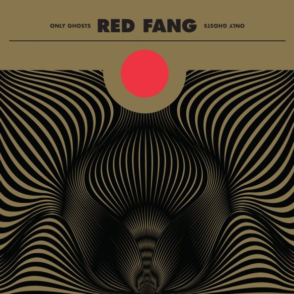 Red Fang Only Ghost Album cover