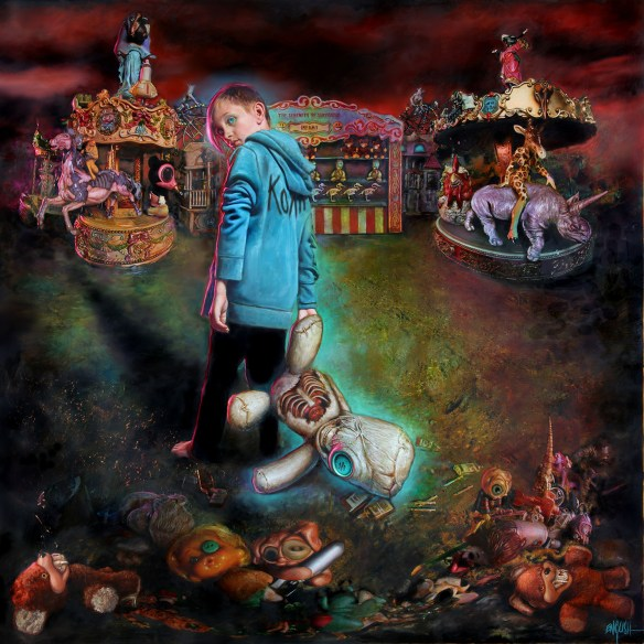 korn-the-serenity-of-suffering-album-cover