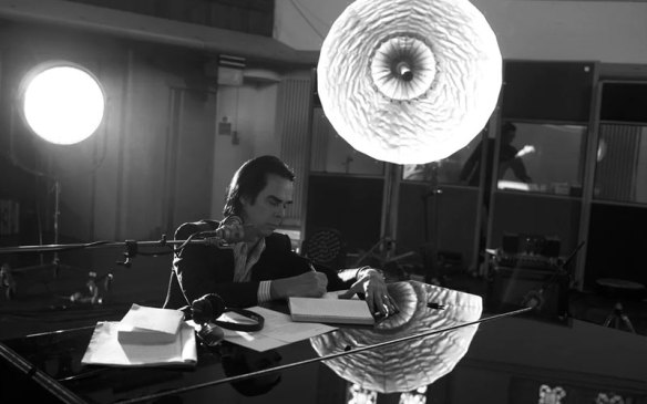 Nick Cave, by Alwin Kuchler