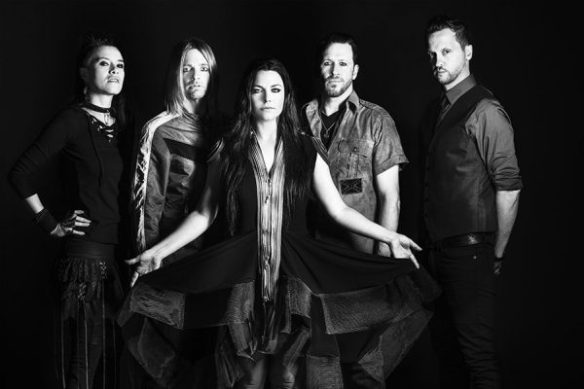 Evanescence, photo credit by Michael-Weintroub