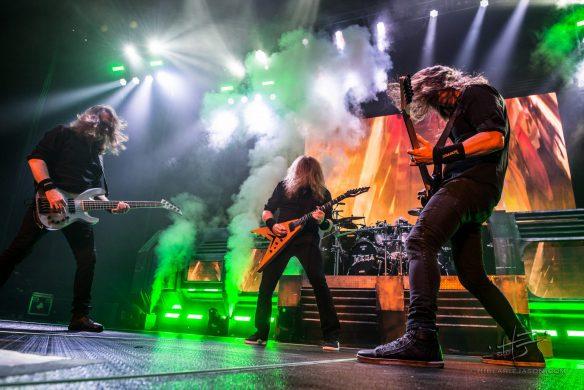 Megadeth, by Hillarie Jason