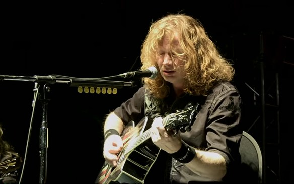 dave-mustaine-acoustic-show