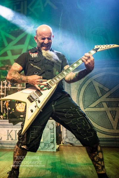 Anthrax, by Rick Triana Photography