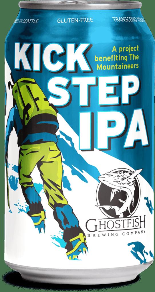 Ghostfish Brewing Kick Step IPA