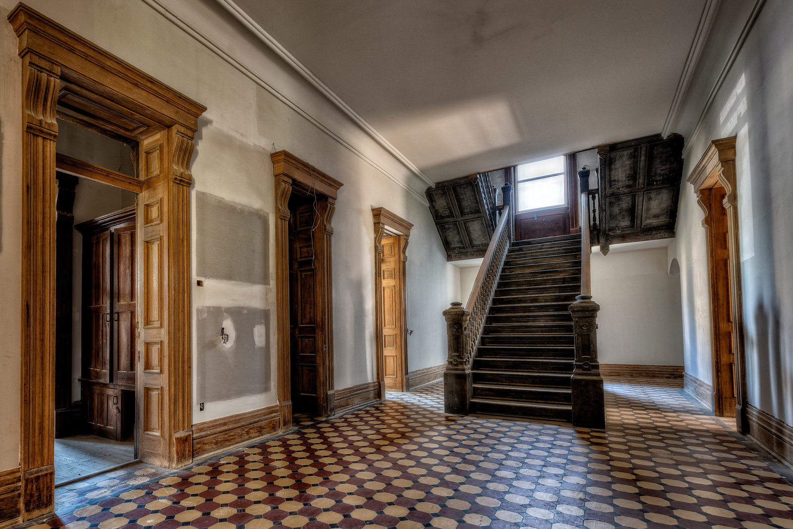 Ohio State Reformatory 1st floor
